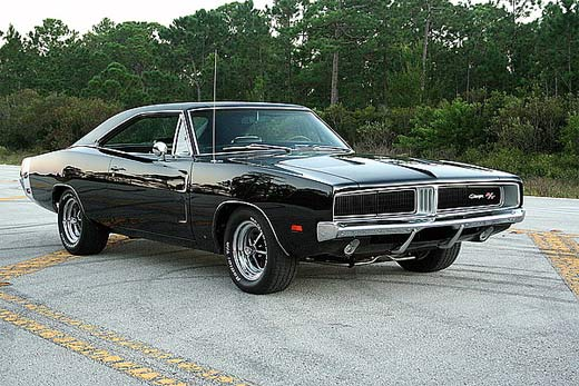 Dodge Charger black