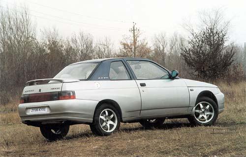 ВАЗ 21106 купе
