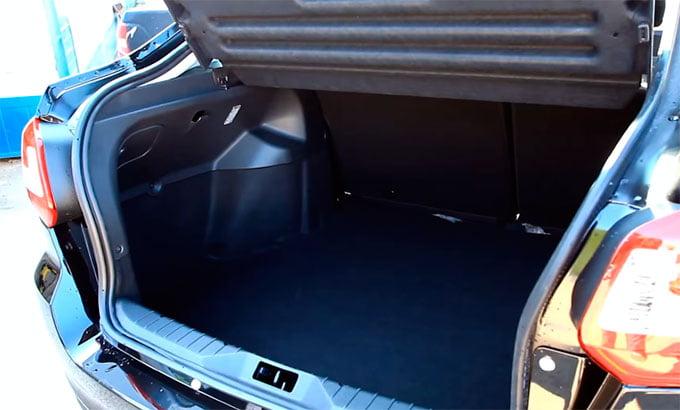 Багажник Lad Granta Liftback