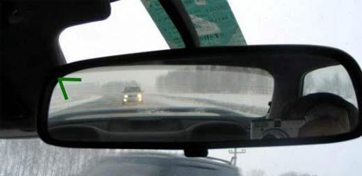 правильная настройка зеркал