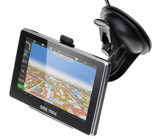 GPS навигатор SeeMax tg510