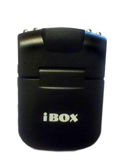 обзор регистратора IBOX