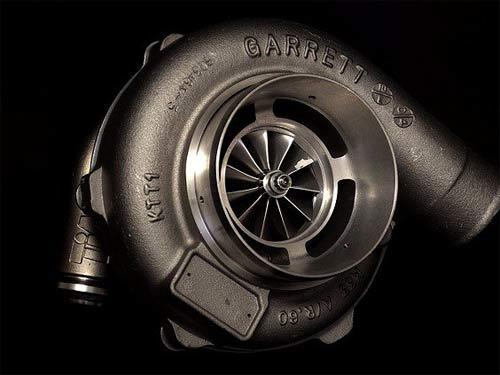 турбина garrett