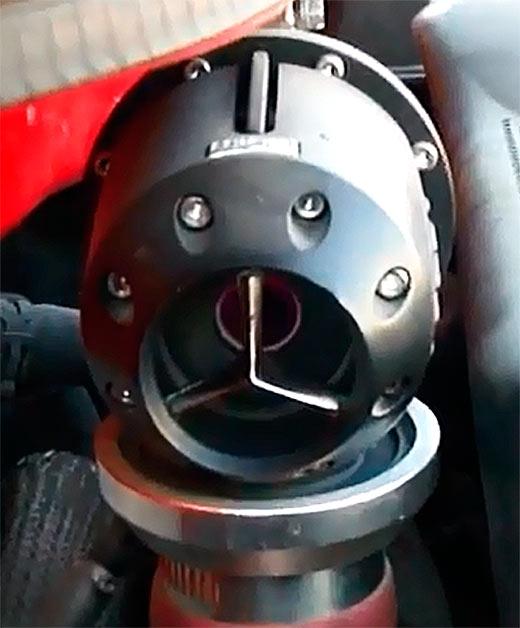 клапан Blow-off